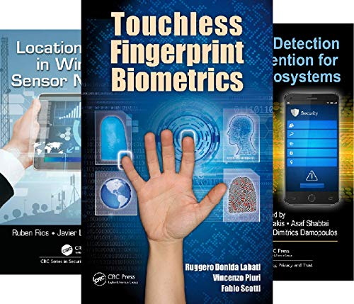 Series in Security, Privacy and Trust (5 Book Series)