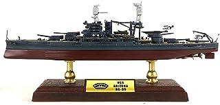 1/700 USS Arizona Battleship Model Diecast Alloy Military Warship Model Miniature Collection Gifts