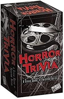 Endless Games 113 Horror Trivia Card Game (2018 Edition) - Scary Fun Halloween Game for Teens and Adults, Multicolor [並行輸入品]