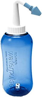 Nasal Wash Bottle RSSZL 300ml Neti Pot Sinus Rinse Bottle Nose Cleaner Nasal Irrigation for Adult & Kid BPA Free - Nose Ca...