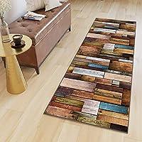 ロングカーペット 100x400cm, 洗える 廊下敷きカーペット 高級廊下敷きマット ロング キッチンカーペット サイズ選べる 台所