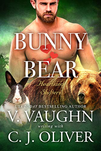 Bunny Hearts Bear (Heartland Shifters Book 2)