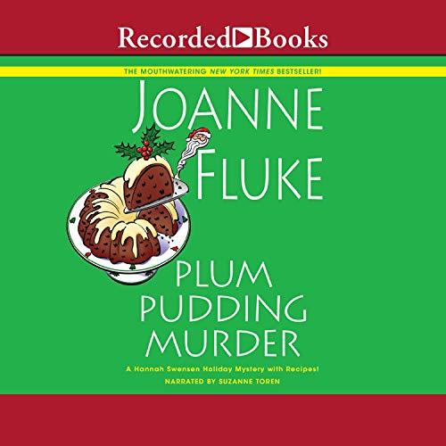 Plum Pudding Murder cover art
