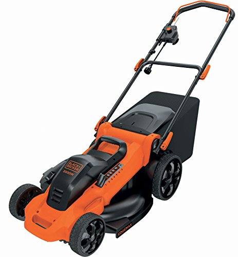 BLACK+DECKER LM2000-QS - Cortacesped electrico