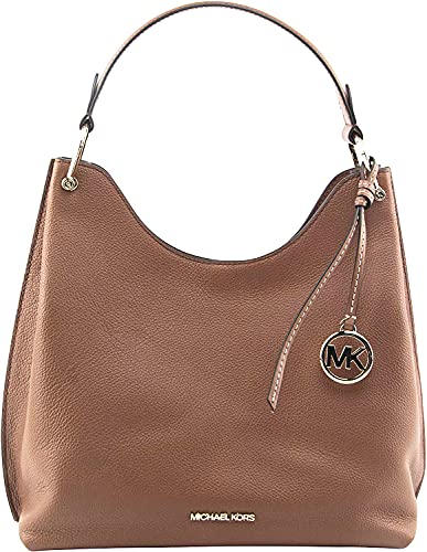 MICHAEL Michael Kors Women's Joan Large Slouchy Shoulder Bag in Luggage, Style 35S1GV9L3L.