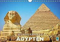 Wunderbares Aegypten (Wandkalender 2021 DIN A4 quer): Aegypten: 4000 Jahre Hochkultur (Monatskalender, 14 Seiten )