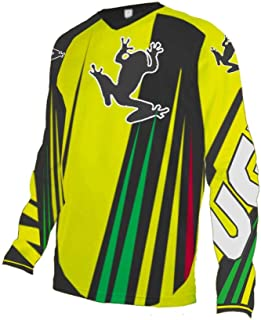 Uglyfrog 2018 Mountain Bike Downhill Motocross MTB Short Sleeve Jersey CCJ17