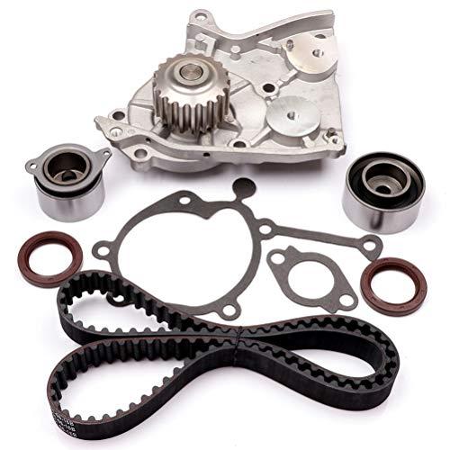 CTCAUTO Timing belt kits Compatible for 1989-1992 Ford Probe 1988-1992 Mazda 626 1987-1993 Mazda B2200 1988-1992 Mazda MX-6