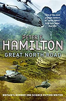 Great North Road by [Peter F Hamilton]