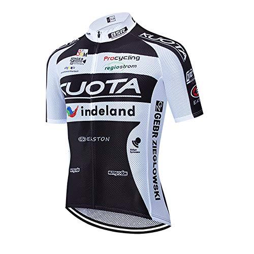 MTBHW Camisetas de Ciclismo para Hombre