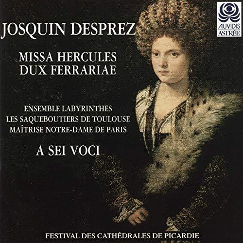 Missa Hercules Dux Ferrariae: VII. Inviolata, integra, et casta es Maria