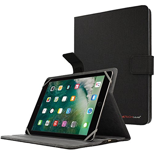 TECHGEAR Apple iPad Air 2 PowerSuit4000 hoesje met ingebouwde Power Bank en standaard
