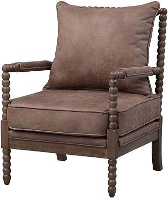 Amazon.com: Hebel Home Colonade Spindle Chair | Model ...