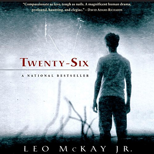 Twenty-Six audiobook cover art
