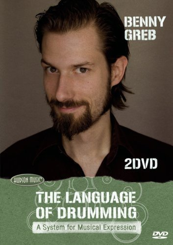 Benny Greb - The Language of Drumming [Reino Unido] [DVD]