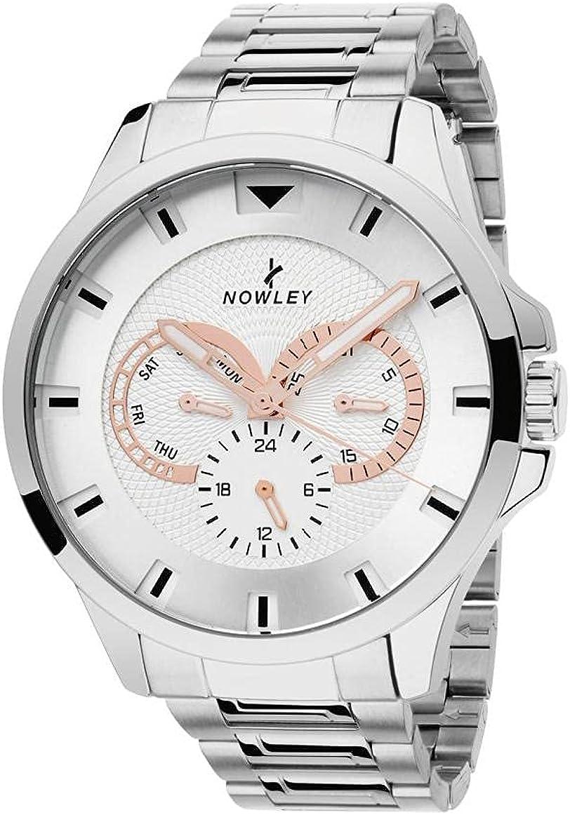 Reloj NOWLEY Hombre Acero