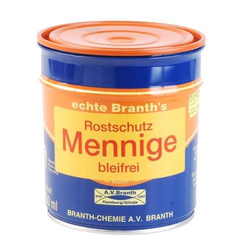 Branths Rostschutz Mennige bleifrei 750 ml (26,60 EUR/l)