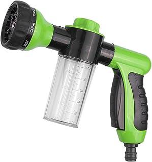 Foam Water Gun High Pressure Washer Car Water Gun Cleaning Foam Sprayer Gun for Car Washing Plant Watering Showering Pets