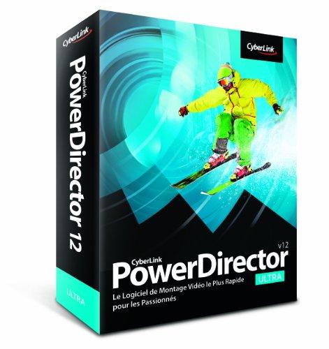Power Director 12 Ultra Französisch Englisch