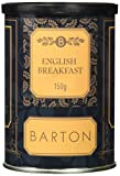 Barton 20563 - Wake Up Breakfast Té Negro, 150 gr