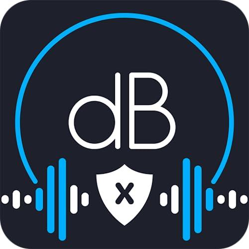 デシベル X - dBA デシベルテスター、 FFTアナライザー、周波数アナライザー レベル レコーダー