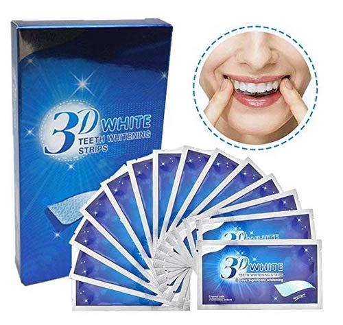 28pcs Teeth Whitening Strips Bleaching Strip Professional 3d
