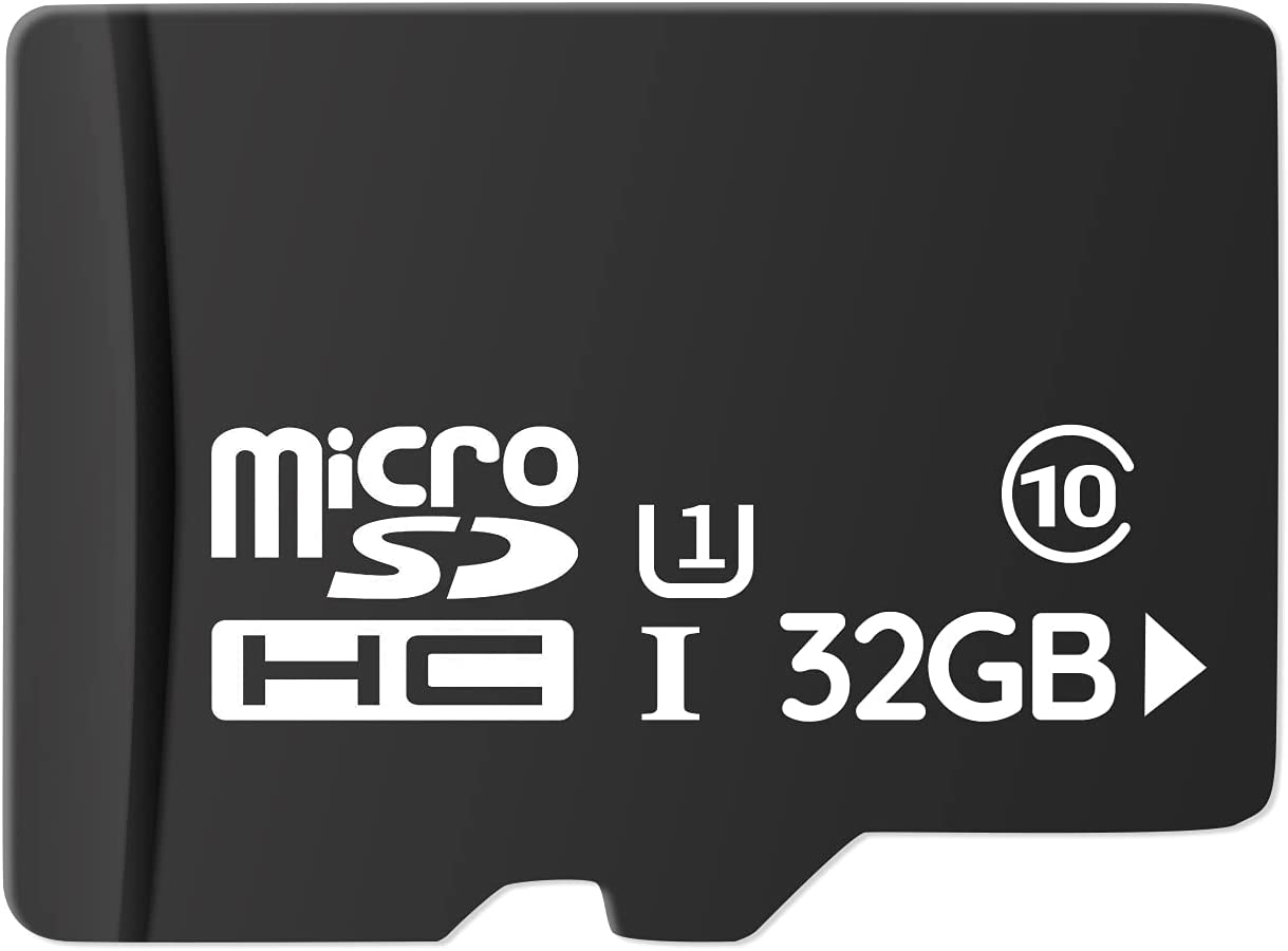 32GB MicroSD HC UHS-I Memory Card, Class 10 TF Memory Card Compatible with Reolink Surveillance Camera