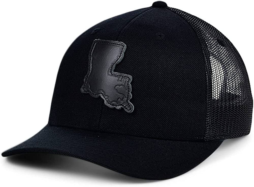 Local Crowns The Louisiana Patch Cap