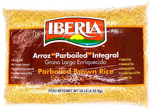 brown rice iberia - 4