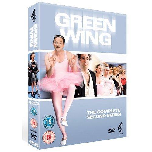 Green Wing - Series Two [Region 2]
