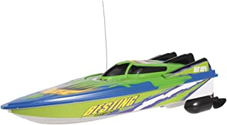 Goolsky RC Boat High Speed Boat radio controlled motor boat, 20km/h remote controlled toy gifts for children and beginner,...