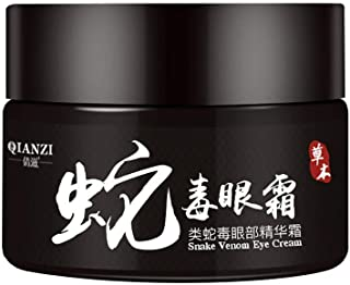 Yusell Snake Venom Eye Cream Essence - Crema hidratante para el cuidado de los ojos, alisa los anillos