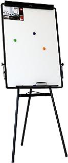 Deli Magnetic Flipchart Easel with Black Frame E7892