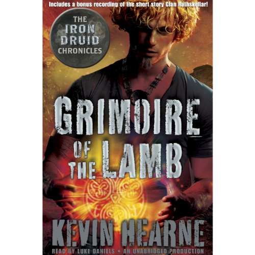 Grimoire of the Lamb cover art