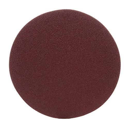 "3M Stikit Cloth Disc 202DZ - P120 Grit Aluminum Oxide Sanding Disc - J-Weight Adhesive Backed Disc - For Random Orbital Sanders - 5"""