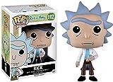 A-Generic Rick & Morty Ilustración # 112 Rick Pop! Multicolor