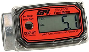 GPI 4.2117G 113255-1 Digital Fuel Meter