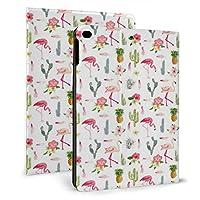 KUKUYE 熱帯パイナップルパターン iPad mini4 ケース ペンホルダー付き オートスリープ レザー カバー アイパッドミニ4 スタンド機能付き ビジネス 在宅 おしゃれ 男女 兼用