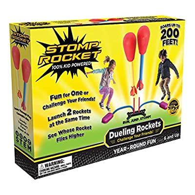 stomp rockets for kids