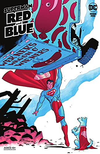 Superman Red & Blue (2021-) #5 (English Edition)