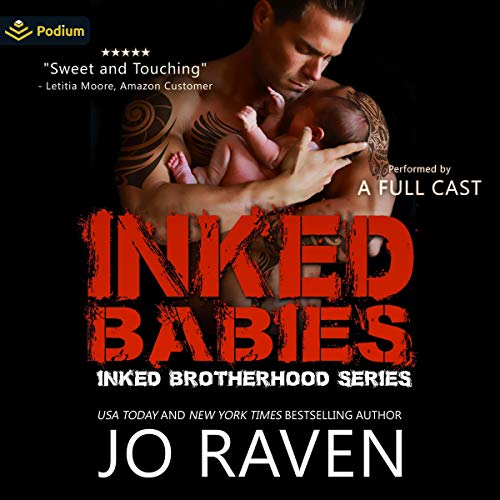 Inked Babies Audiobook By Jo Raven cover art