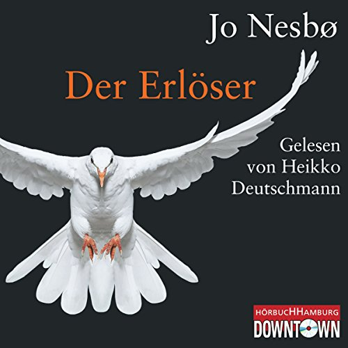 Der Erlöser audiobook cover art