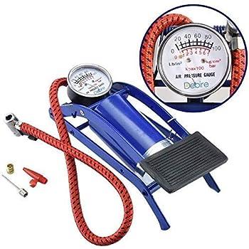 Kanku Toys Pump Compressor Foot Pump for car, ,Bike