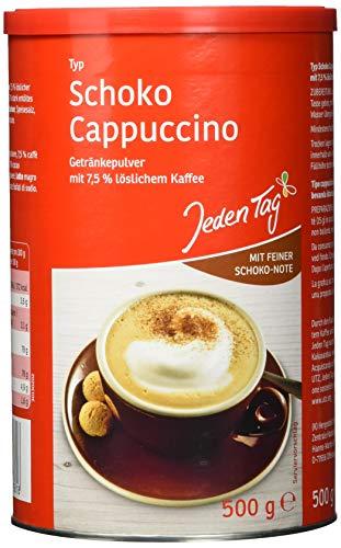 Jeden Tag Cappuccino Schoko, 500 g
