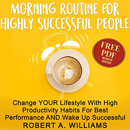 Morning Routine for Highly Successful People cover art