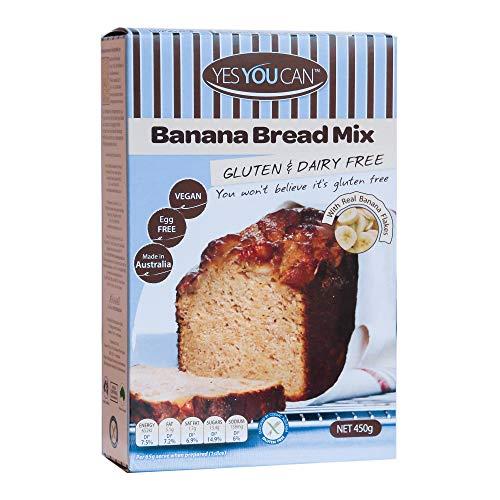 YesYouCan Gluten-Free Banana Bread Mix, 16 Oz