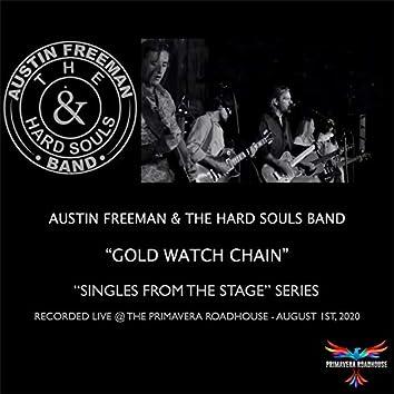 Gold Watch Chain
