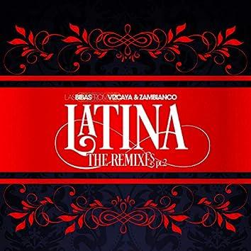 Latina: The Remixes, Pt. 2