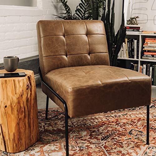 eLuxurySupply Armless Accent Chair