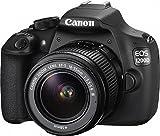 Canon EOS 1200D Fotocamera Reflex Digitale 18 Megapixel con...